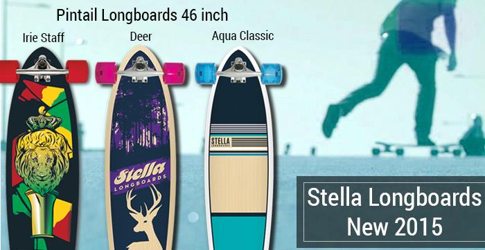 pintail longboard 2015 stella longboards