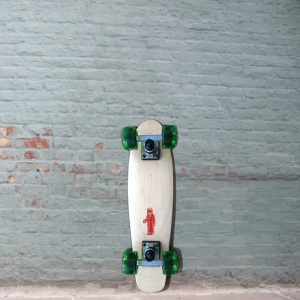 Maple Penny Killer longboard 23 inch