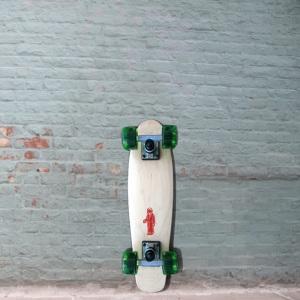 Maple Penny Killer longboard 23 inch